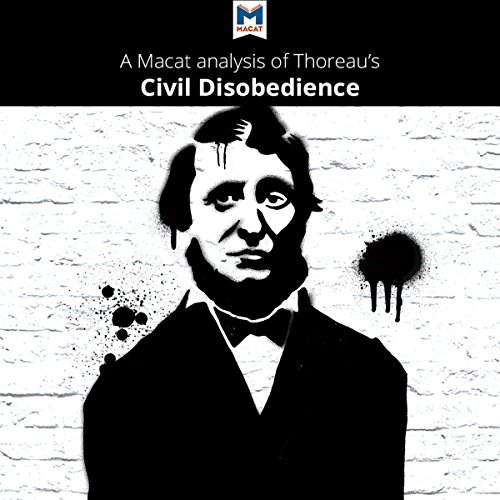 A Macat Analysis of Henry David Thoreau's Civil Disobedience Titelbild