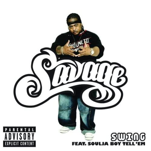 Swing (album version (edited)) [feat. Soulja boy tell'em] [clean.