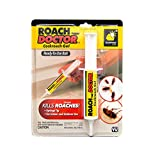 BulbHead Original Roach Doctor Cockroach Gel Ready-to-Use Cockroach Gel Bait - Outdoor & Indoor Roach Killer with Syringe Applicator