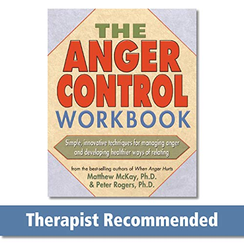 Compare Textbook Prices for The Anger Control Workbook A New Harbinger Self-Help Workbook 1 Edition ISBN 9781572242203 by Matthew McKay,Peter Rogers
