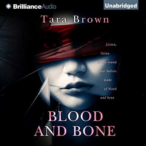 Blood and Bone: Blood and Bone, Book 1 audiobook cover art