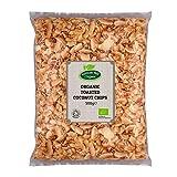 Hatton Hill Organic - Patatine di cocco tostate biologiche, 500g