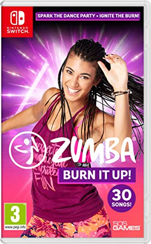 Zumba Burn It Up - Nintendo Switch [Importación inglesa]