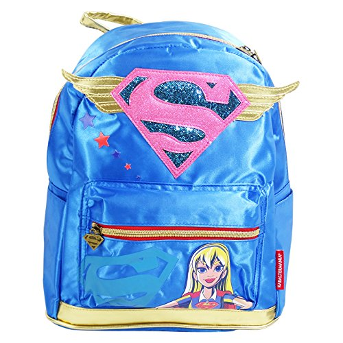 DC Comics Superhero Girls Supergirl Zaino Medio Scuola Tempo Libero