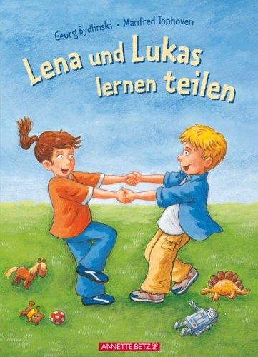 Cover des Mediums: Lena und Lukas lernen teilen