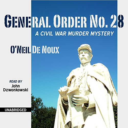General Order No. 28 audiobook cover art