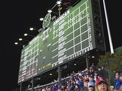 Inside One of Baseball's Last Manual Scoreboards