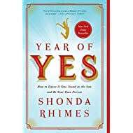 [Shonda Rhimes]-Year of Yes- How to Dance It Out, Stand in The Sun and Be Your Own Person (SoftCover)