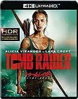 トゥームレイダー ファースト・ミッション 4K ULTRA HD&ブルーレイセット (2枚組) [Blu-ray]