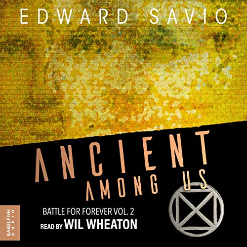 Ancient Among Us audiobook cover art