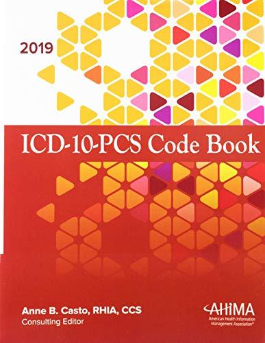 ICD-10-PCS Code Book, 2019