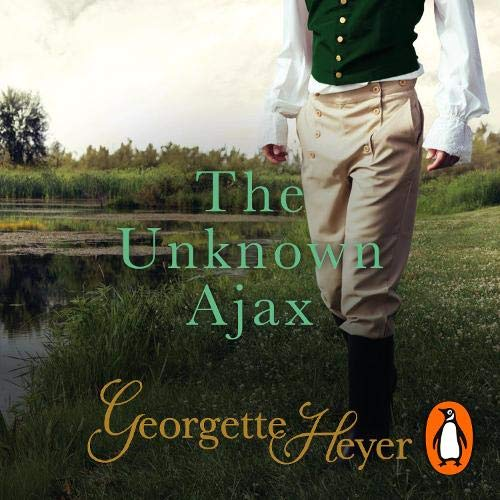 The Unknown Ajax cover art