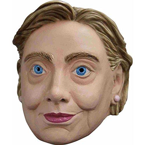 Máscara de Hilary Clinton