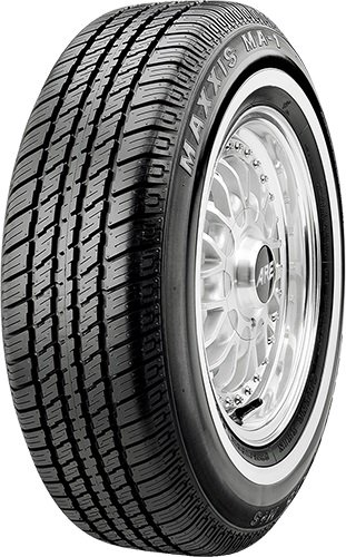 Maxxis MA-1 M+S - 175/80R13 86S - Sommerreifen