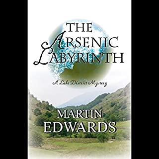 The Arsenic Labyrinth cover art