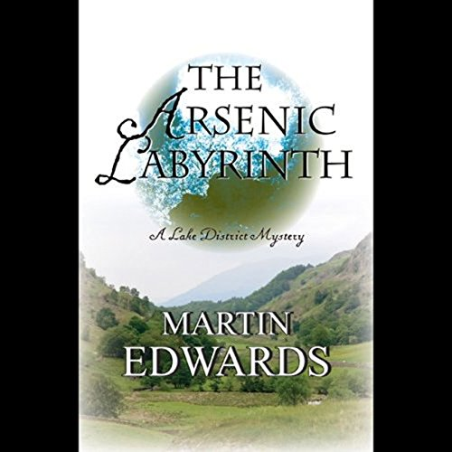 The Arsenic Labyrinth audiobook cover art