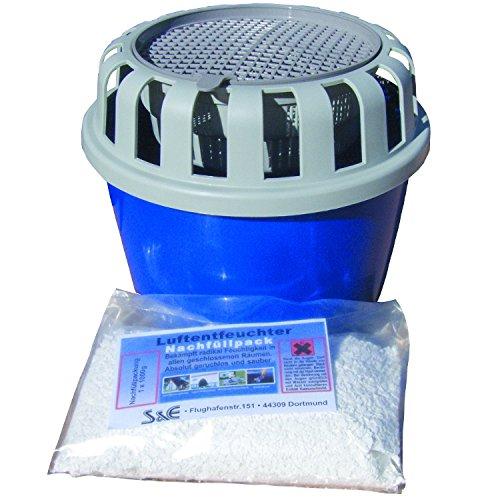 Luftentfeuchter Box für loses Raumentfeuchter Granulat