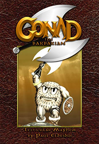 Gonad the Barbarian (English Edition)
