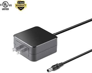 [UL Listed] HKY 18V AC DC Adapter Fit for Booster PAC ESA22 ES2500KE / ES2500 / ESA217 ES5000 / ESP5500 / ES6000 J900 - SOLESA-22 For ES2500KE / ES2500 J850 Booster Pac Car Auto Truck Jump Starter