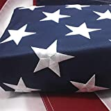 Best American Flag 3x5 Outdoors - EBCW American Flag 3x5 ft- Featuring Embroider Stars Review
