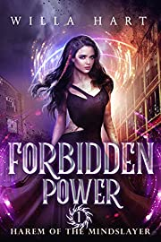 Forbidden Power: A Paranormal Romance (Harem of the Mindslayer Book 1)