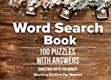 Stocking Stuffers for Women Word Search Book: Christmas Gifts for Women: [100 Puzzles with Answers]