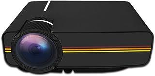 أنظمة المسرح المنزلي JHMJHM YG400 800x480 1200LM ميني LED بروجكتور المسرح المنزلي، يدعم HDMI & AV & SD & USB & VGA, نسخة ا...