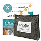 MOSO - Bolsa de purificación de aire natural, 300 g, elimina el olor,...