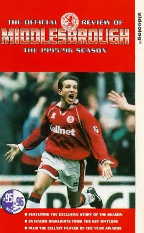 Middlesbrough FC - Official Season Review 1995/96 [1996] [VHS]
