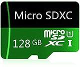 Tarjeta Micro SD de 400 GB de alta velocidad clase 10 Micro SD SDXC con adaptador 128 GB. 2 tb