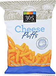 365 Everyday Value, Cheese Puffs, 5.5 oz