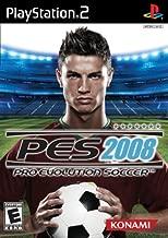 Pro Evolution Soccer 2008 - PlayStation 2