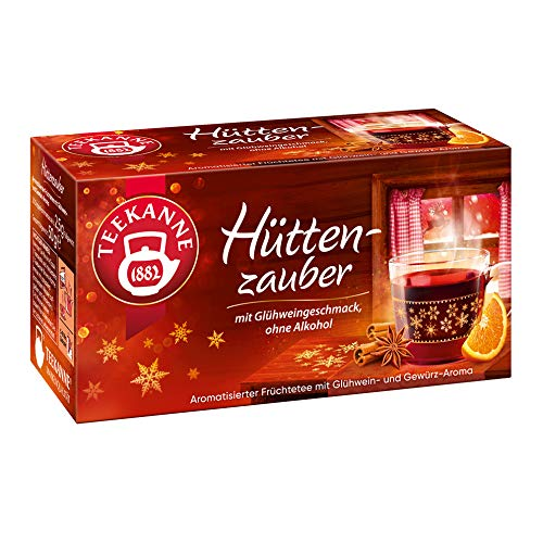 Teekanne Hüttenzauber 1er Pack