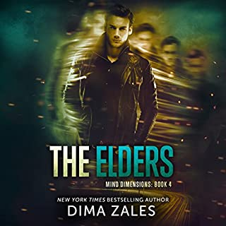 The Elders audiobook cover art