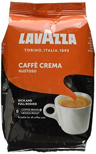 Lavazza Caffè Crema Gustoso, 1er Pack (1 x 1 kg)