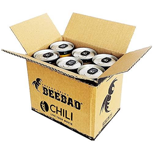 BEEBAD Energy Drink Six Pack - In regalo per te il Cinema di CHILI!