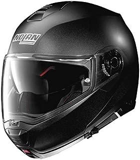 Nolan N100–5casco de moto negro grafito, Grafito negro, Pequeño