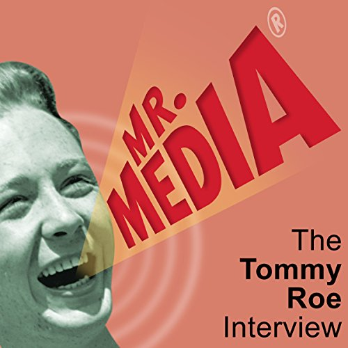 The Tommy Roe Interview audiobook cover art