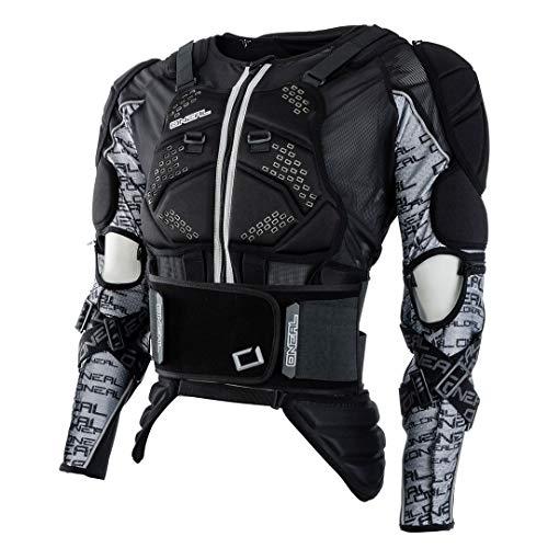 O'NEAL Protektorenjacke Motorrad Protektorenhemd MadAss Moveo Protektorenjacke schwarz L, Unisex, Cross/Offroad, Sommer, Textil