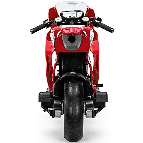 Elektrisches Motorrad Für Kinder Peg Perego Ducati GP MC0020 Bild 3*