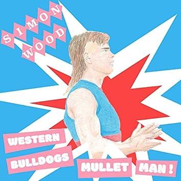 Western Bulldogs Mullet Man