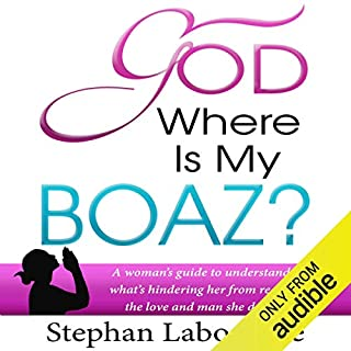 God Where is My Boaz cover art