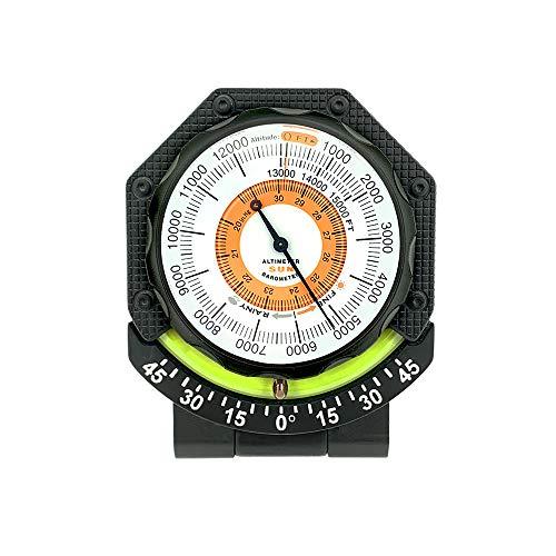 Sun Company 高度計 - オフロード車両用ダッシュボード高度計 傾斜計 | 高度 気圧 傾斜