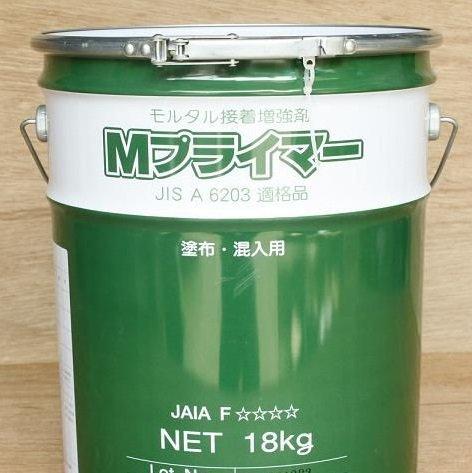 ノーブランド品 Mプライマー 18L缶 接着増強剤・プライマー NSハイフレックス同等品
