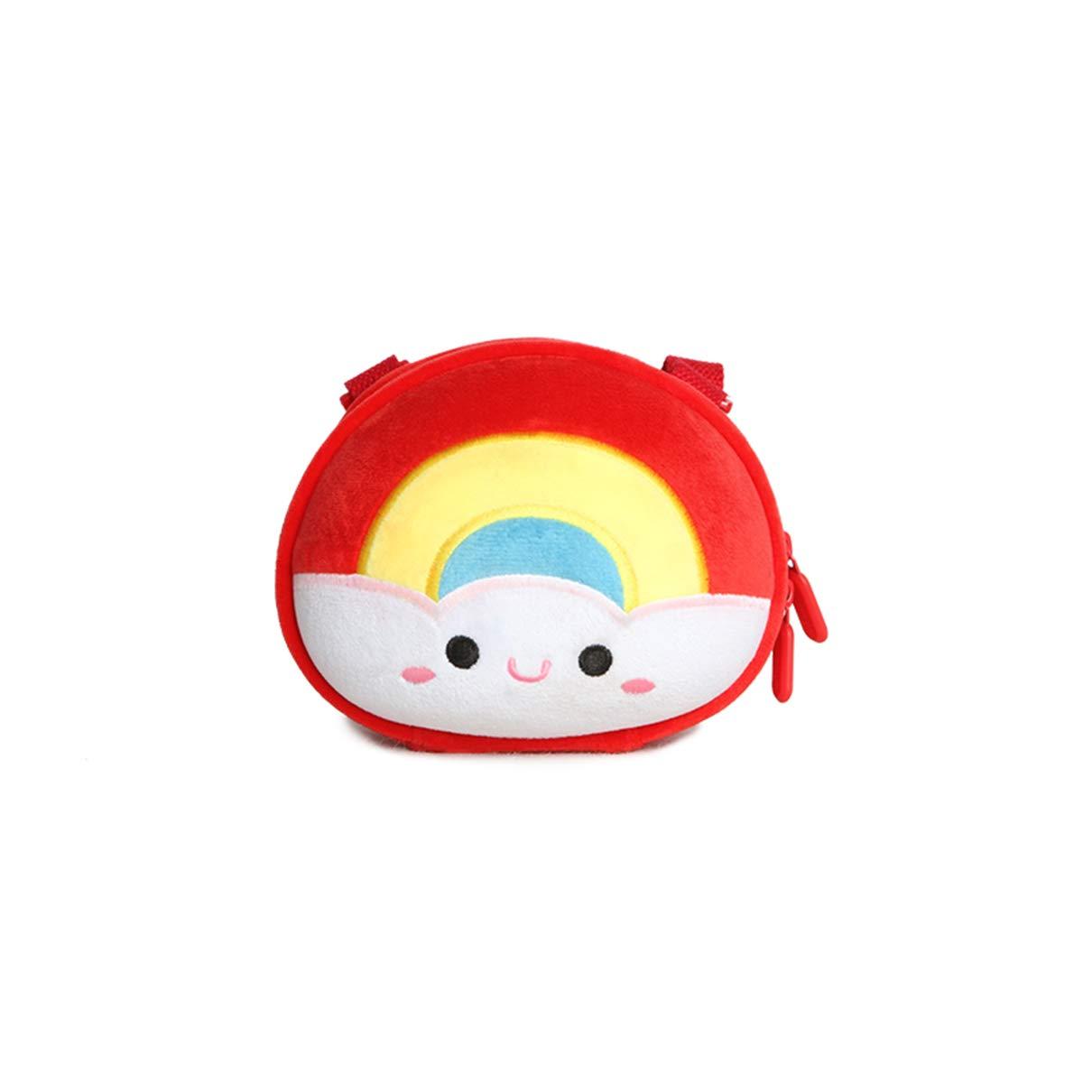 Supercute Crossbody Bag for Girls Outdoor Travel Small Purse Baby Girls