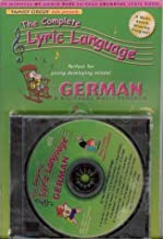 German: A Bilingual Music Program (The Complete Lyric Language) (German Edition)