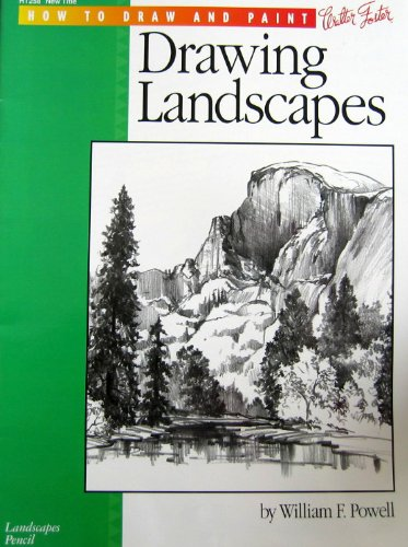 Drawing Landscapes: Landscapes in Pencil (HT258) (How to Draw and Paint)