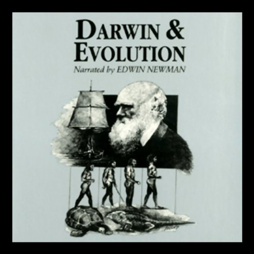 Darwin and Evolution audiobook cover art