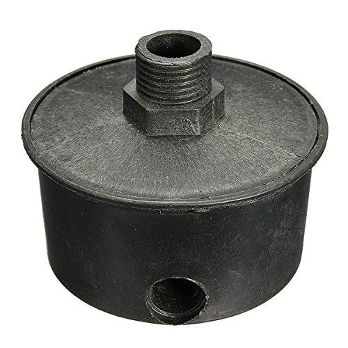 Bazaar Admission du compresseur d'air fileté silencieux de filtre