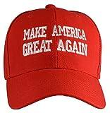 Donald Trump Make America Great Again Hat-red